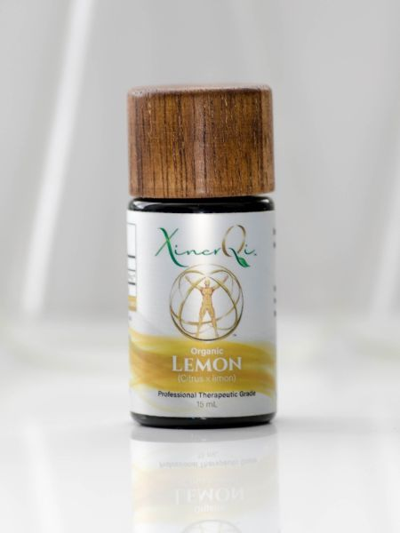 XinerQi Organic Lemon Essential Oil